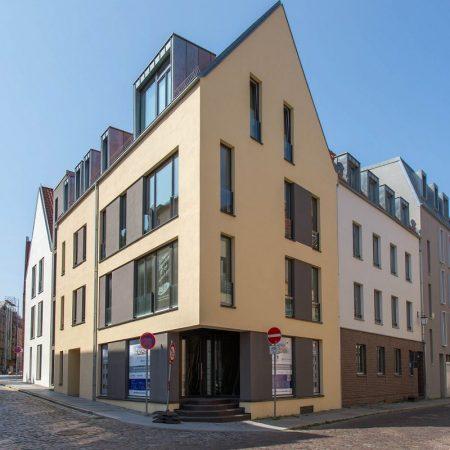 Exklusives Wohnquartier Q14 Altstadt Stralsund